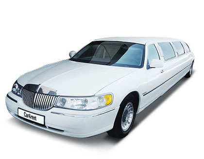 Лимузин на свадьбу? Легко!